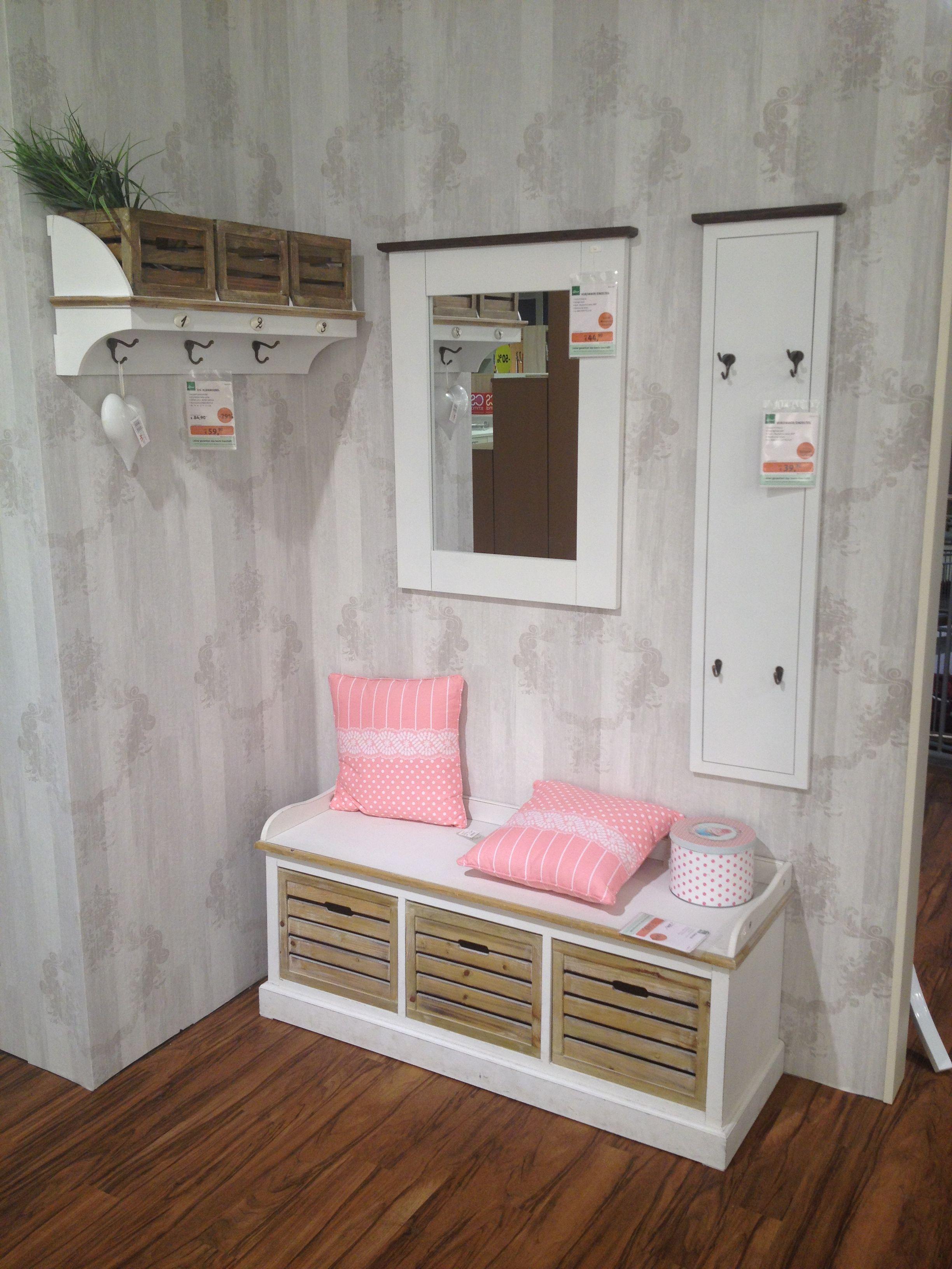 Leiner vorzimmer audrey home pinterest einrichtung deko und h uschen - Kinderzimmer leiner ...