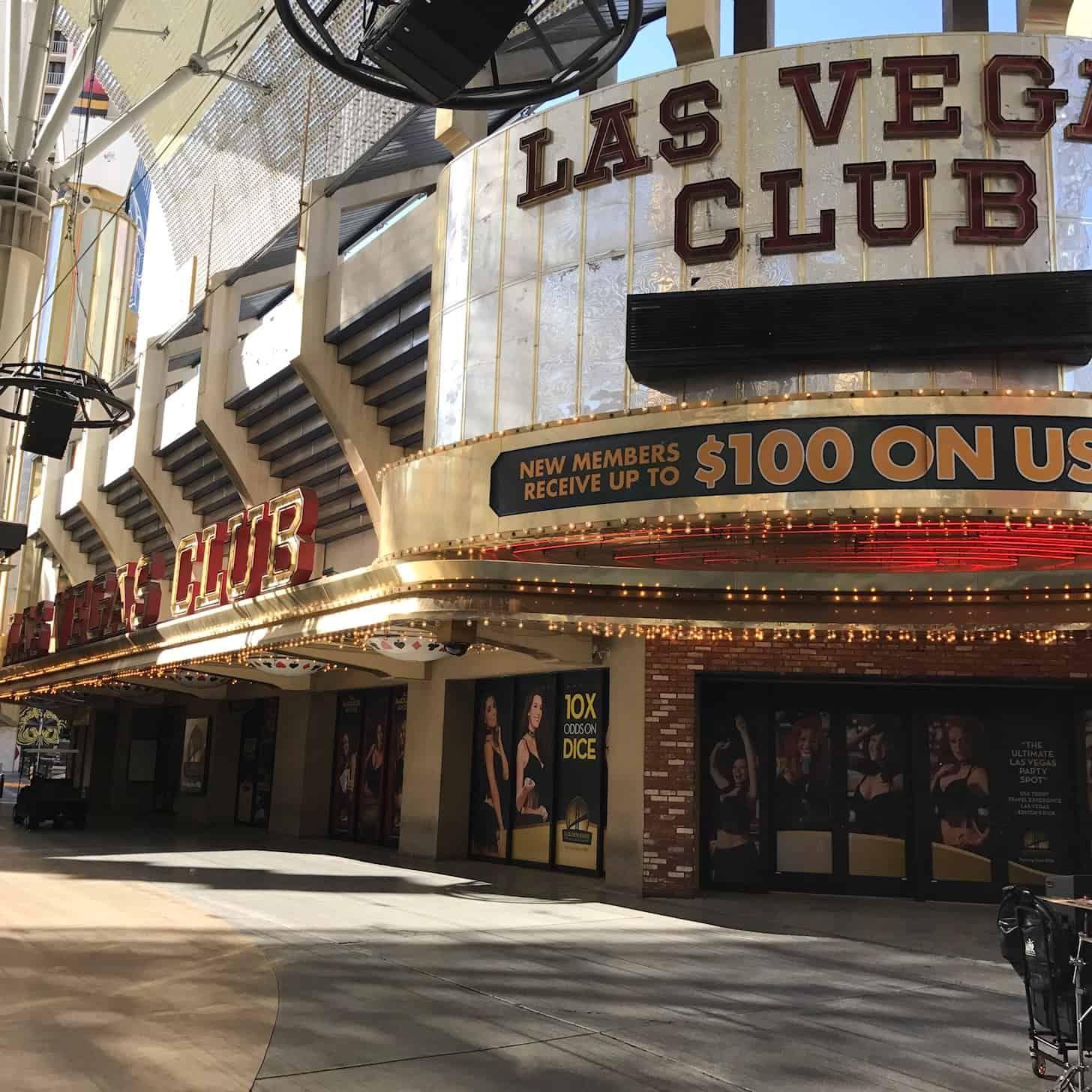 Las Vegas Club Saying Goodbye in 2020 Las vegas clubs
