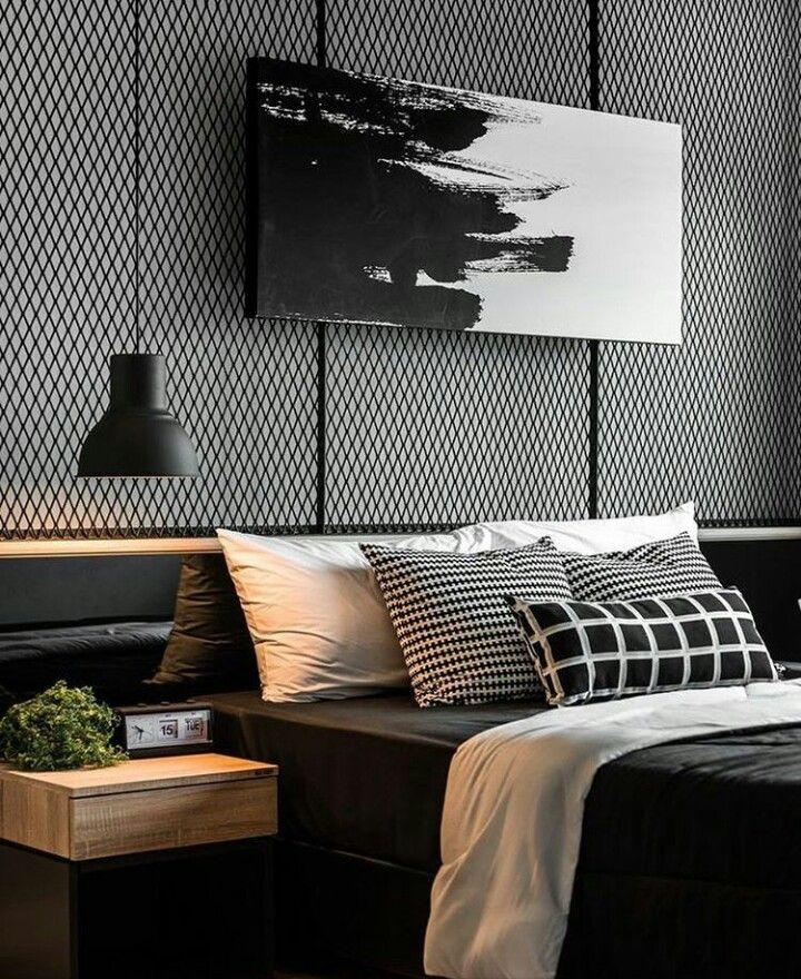 Loft Bedroomdesign: Wall Decor Bedroom, Bedroom Interior, Home