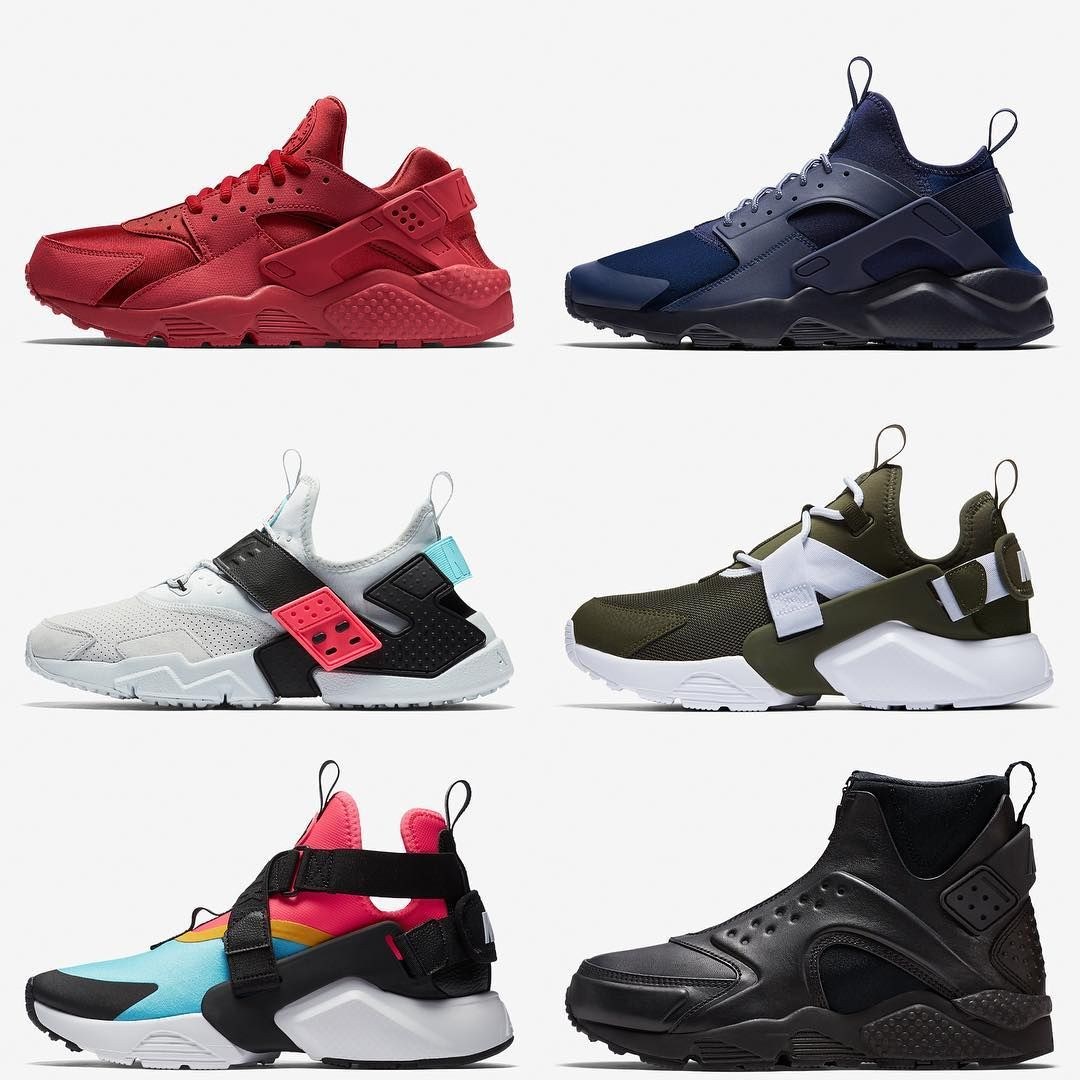 premium selection f4f7e 217c7 The many, many faces of the Air Huarache. Which one is your favorite