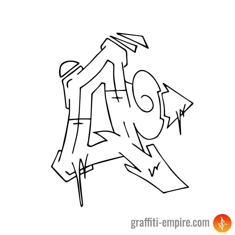 Graffiti Letter Q Inspirational Images And Tutorial Graffiti Empire Graffiti Lettering Graffiti Lettering Fonts Graffiti Art Letters