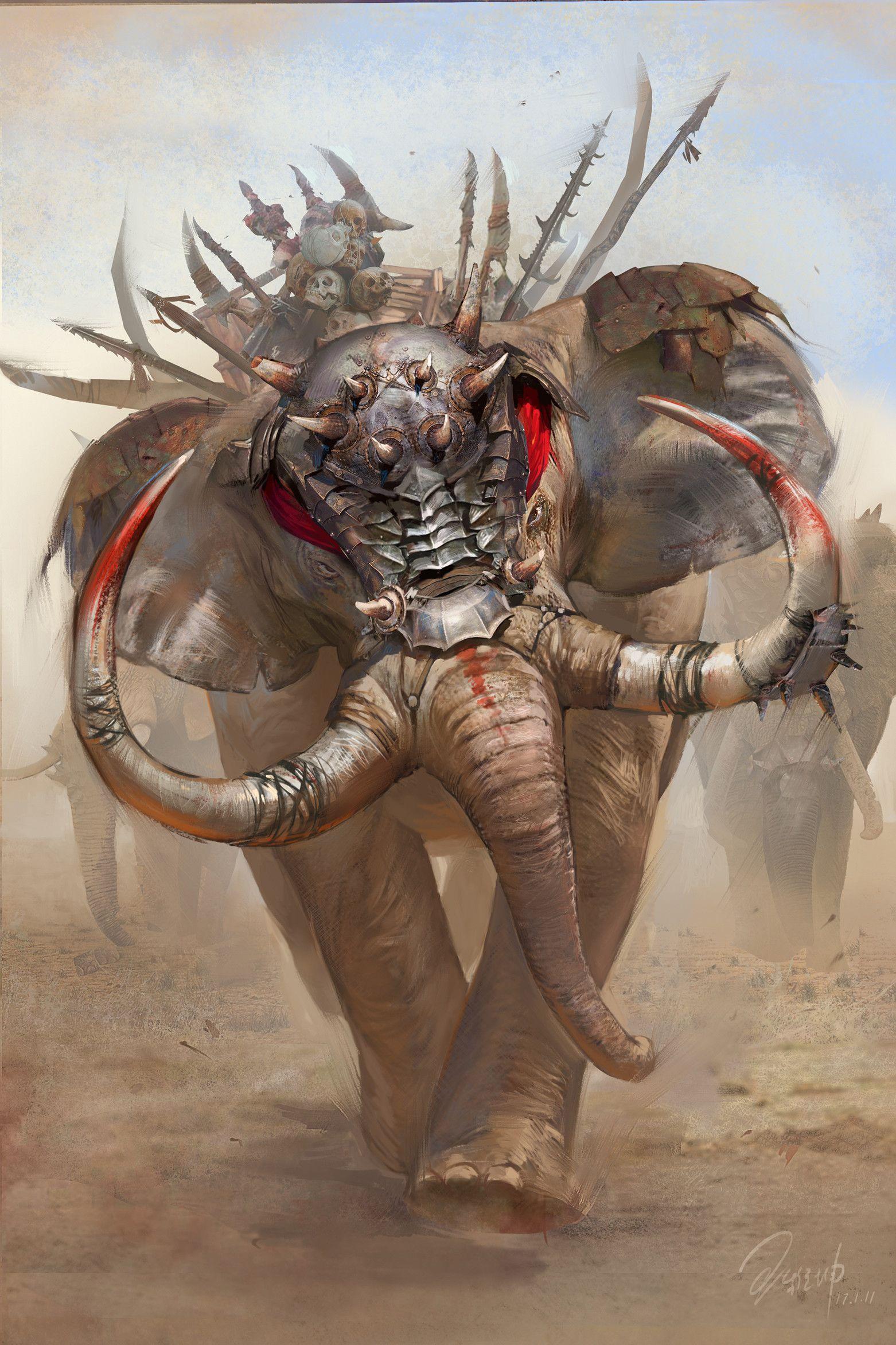 Image result for war elephants