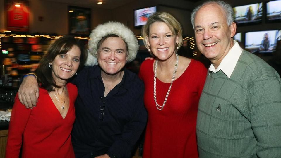 WCVB anchor Heather Unruh is leaving the station | NEWS -- WCVB