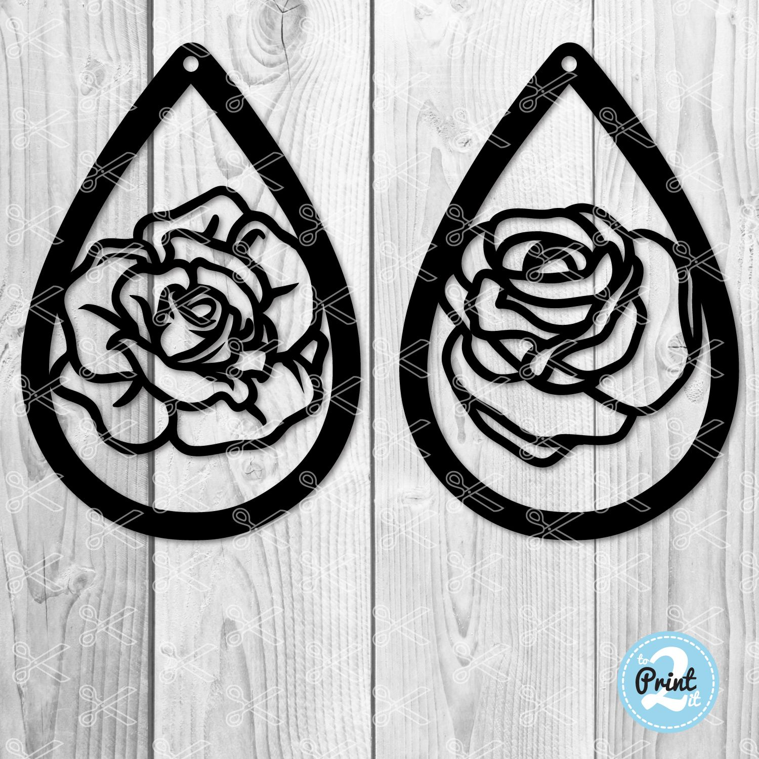 Download Earring SVG and DXF | Diy leather earrings, Leather ...