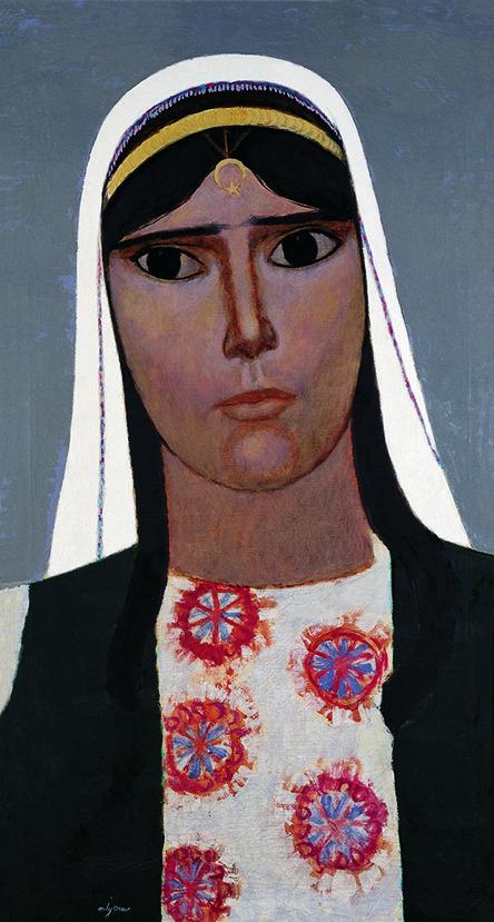 100. yılında büyük usta Nuri İyem'den 'Portre'ler - Kültür Sanat Haberleri…