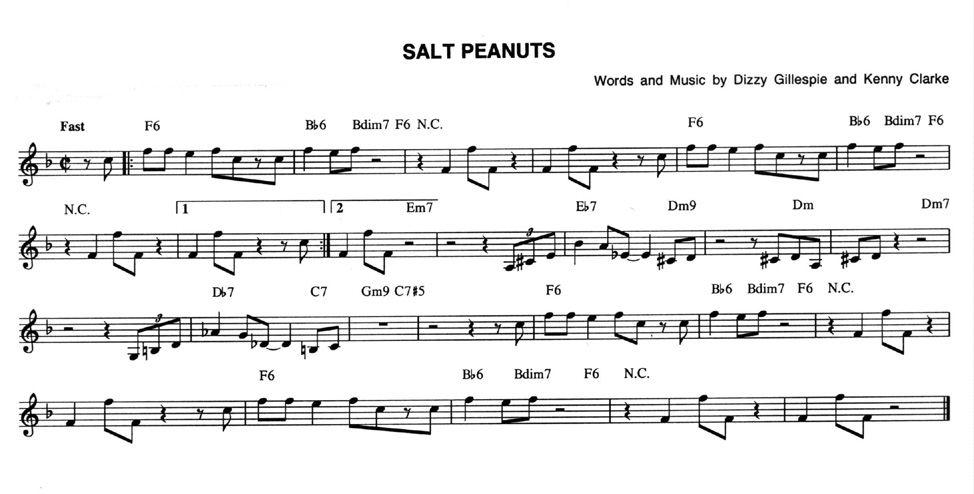 peanuts theme song sheet music pdf