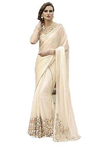 Shoppingover Indian Ethnic Partywear Saree with Blouse fo... https://www.amazon.com/dp/B01HFHWBL6/ref=cm_sw_r_pi_dp_BsUAxbGARVE3S