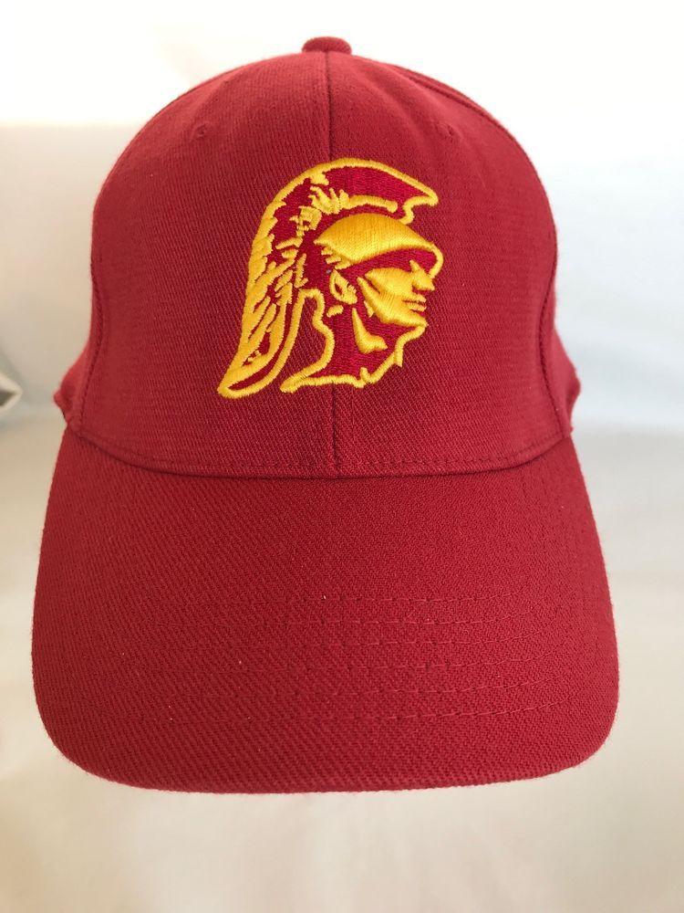 USC Trojans Authentic Apparel Size 7