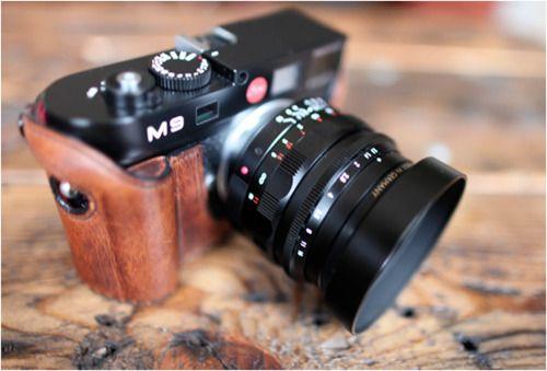 leather m9