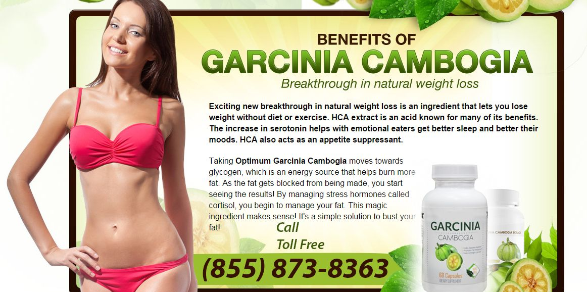 If You Have Always Longed For A Slimmer Waistline Then Garcinia