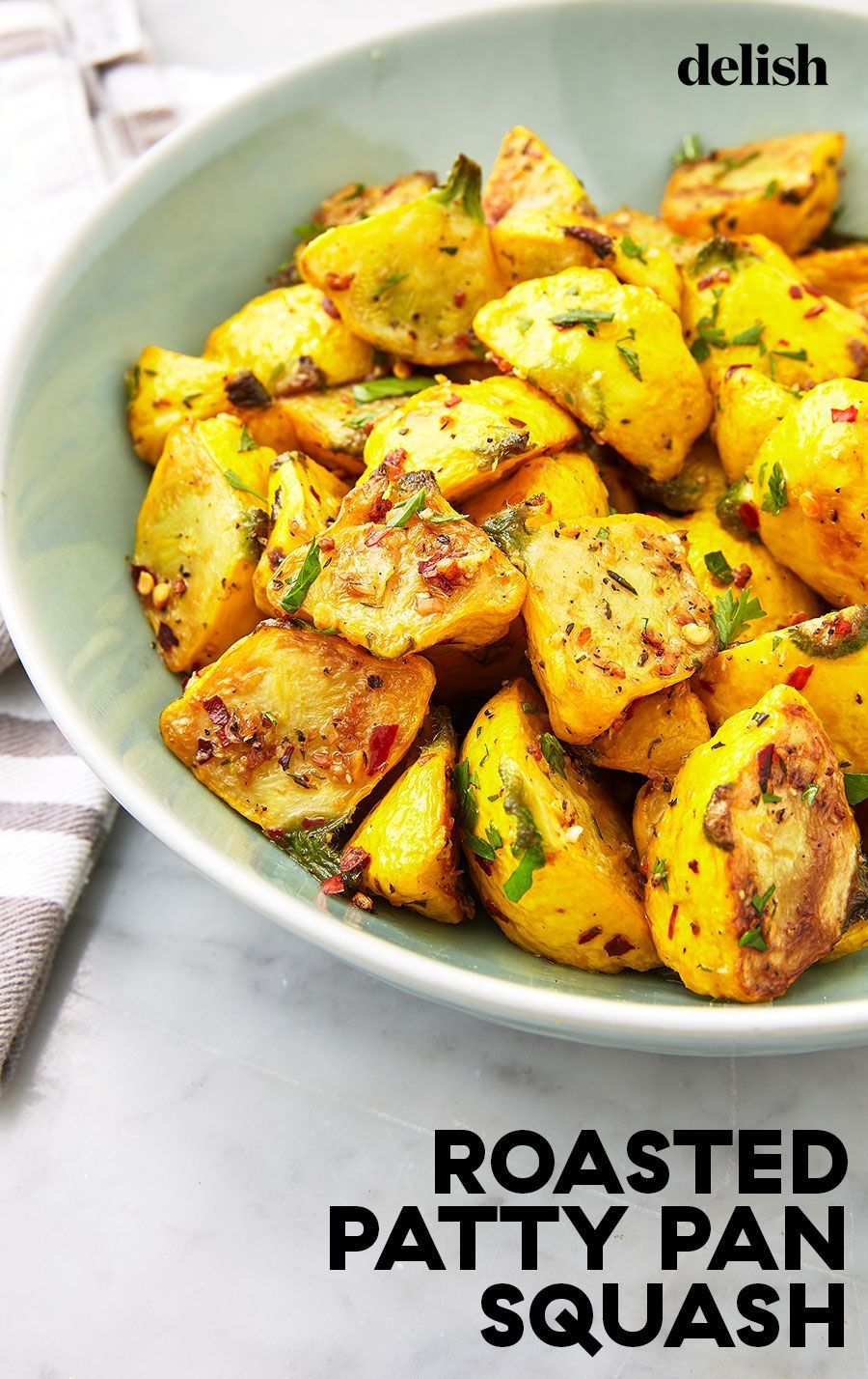 Patty Pan Squash Is The Cutest Veggie You Should Be Cooking