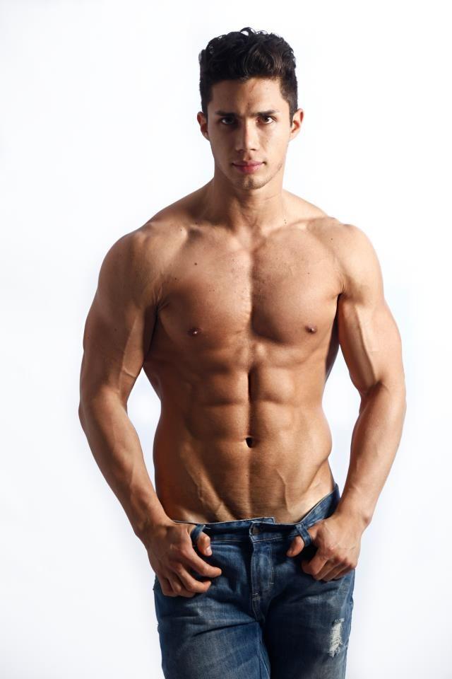 Hot peruvian men
