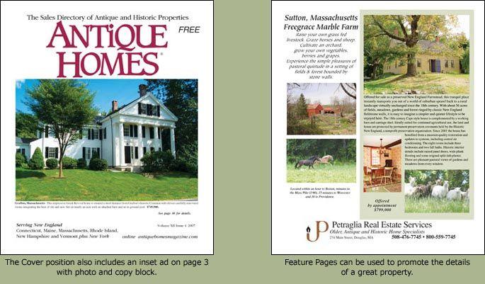 Antique Homes Magazine