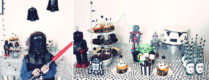 anniversaire star wars anniversaire pinterest anniversaires marius et anniversaire enfant. Black Bedroom Furniture Sets. Home Design Ideas