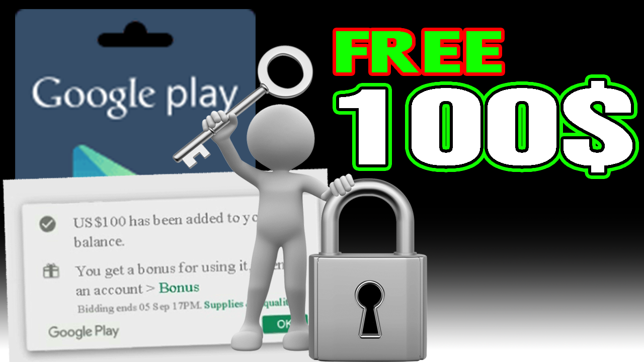 How to get google play card codes redeem 2019 / 2020