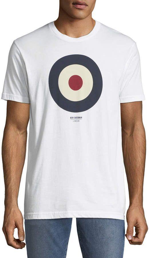 68a69a725 Men's Short-Sleeve Target Graphic T-Shirt | Tee shirt | Short ...