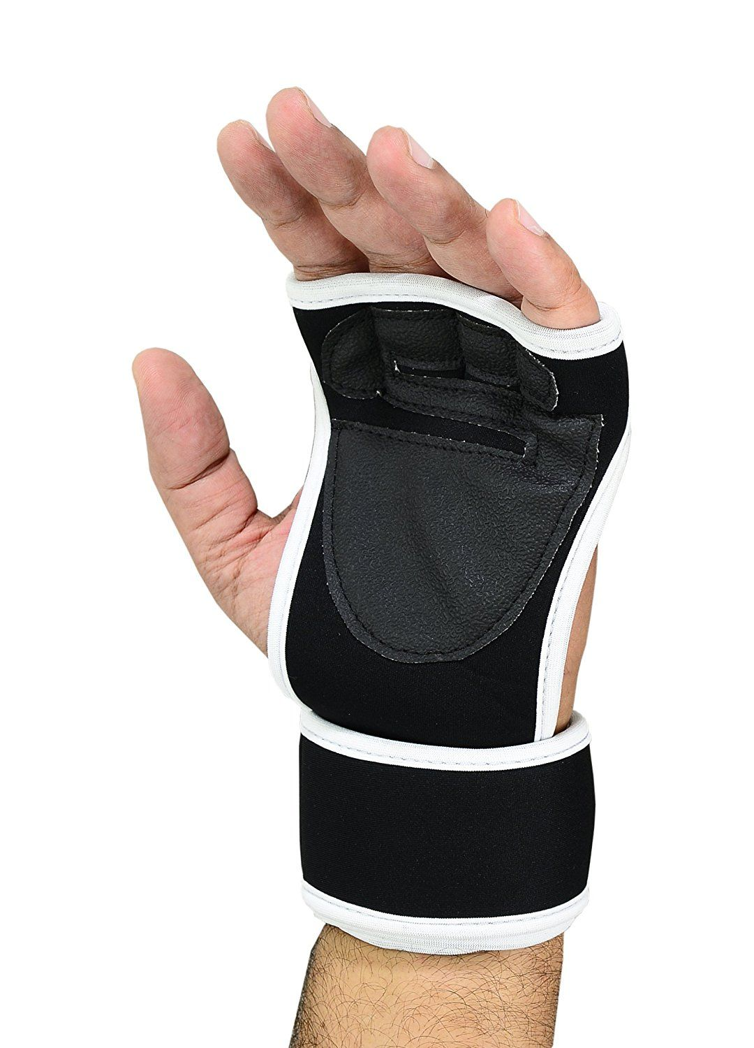 Hand Wrap Gloves New Max Neoprene Weightlifting Glove Hand Grips With Wrist Wrap