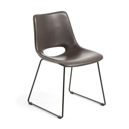 Kave Home Zahara Eetkamerstoel Dining Chairs Chair Solid Wood