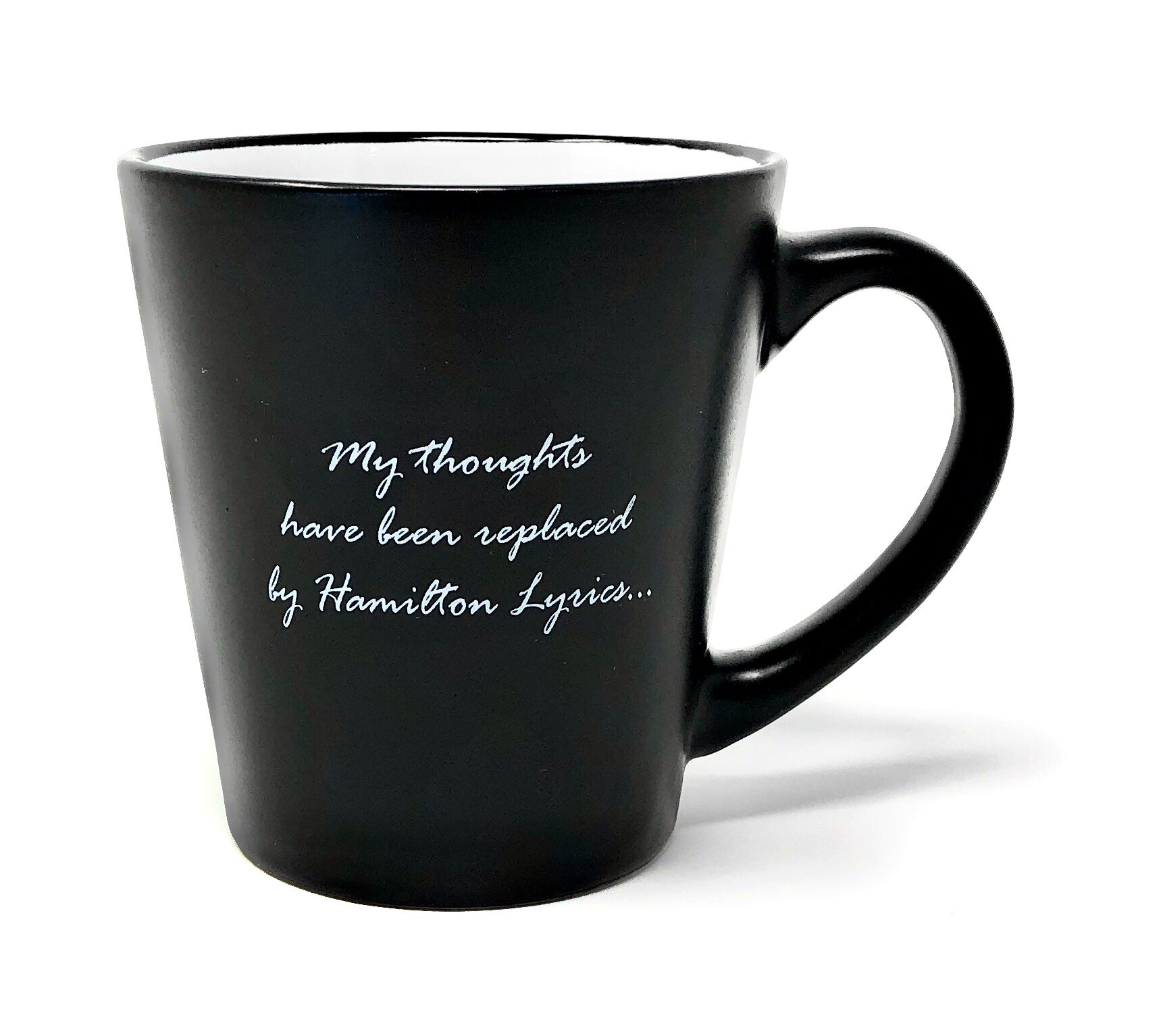 Hamilton Hamilton Lyrics Coffee Mug Mugs, Coffee mugs