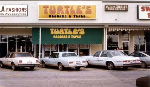 Turtles Records Amp Tapes Atlanta Midtown Stone Mountain