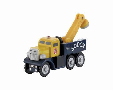 Fisher Price #Y4385 Thomas & Friends Wooden Railway - Butch