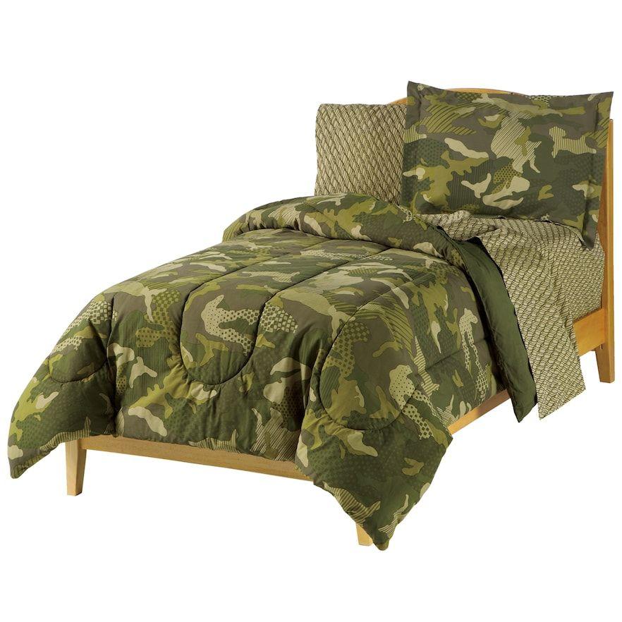 Multicam Kombat BTP Camouflage Army Single Duvet Cover set like MTP