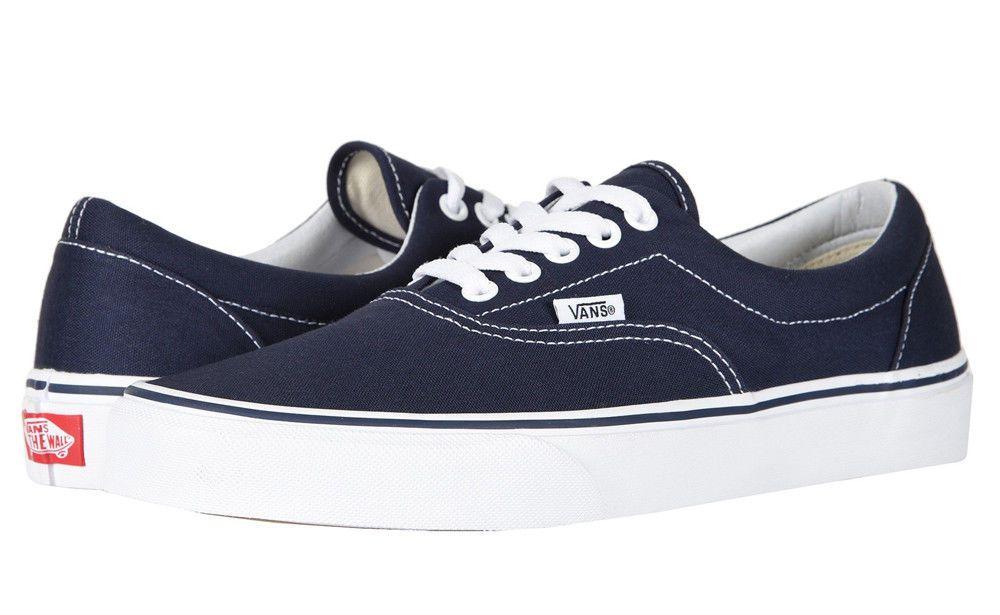 3566204b371c Details about Vans New Authentic Era Classic Sneakers Unisex Canvas ...