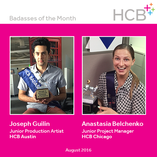 Our August Healthcare Badasses Have Been Crowned Er Sashed Anastasia Reign Health Care
