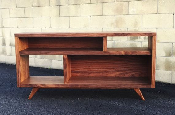The A Bomb Is A Mid Century Modern Console Etsy In 2020 Mid