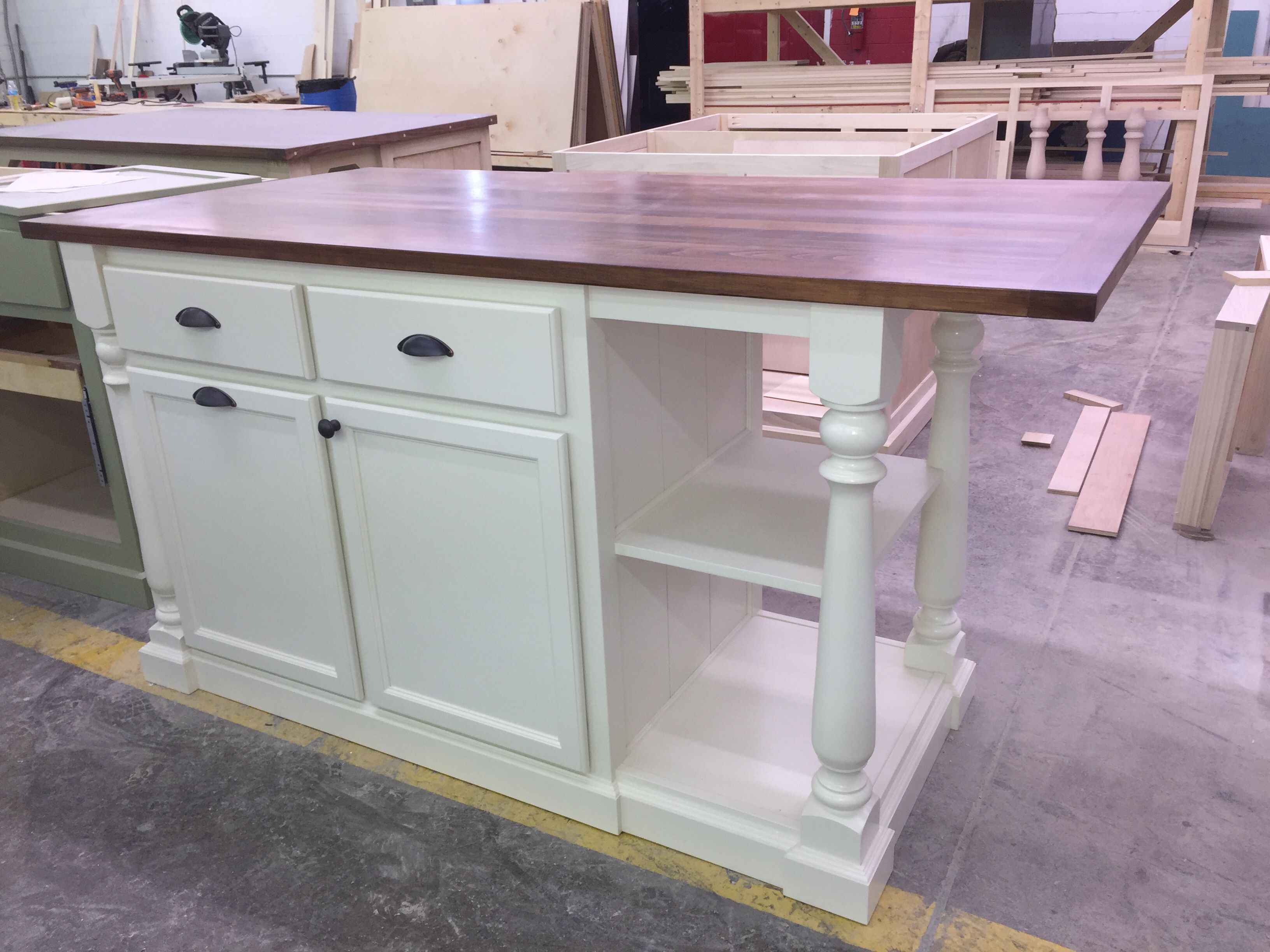 Kitchen Island With Seating - Etsy kitchen island