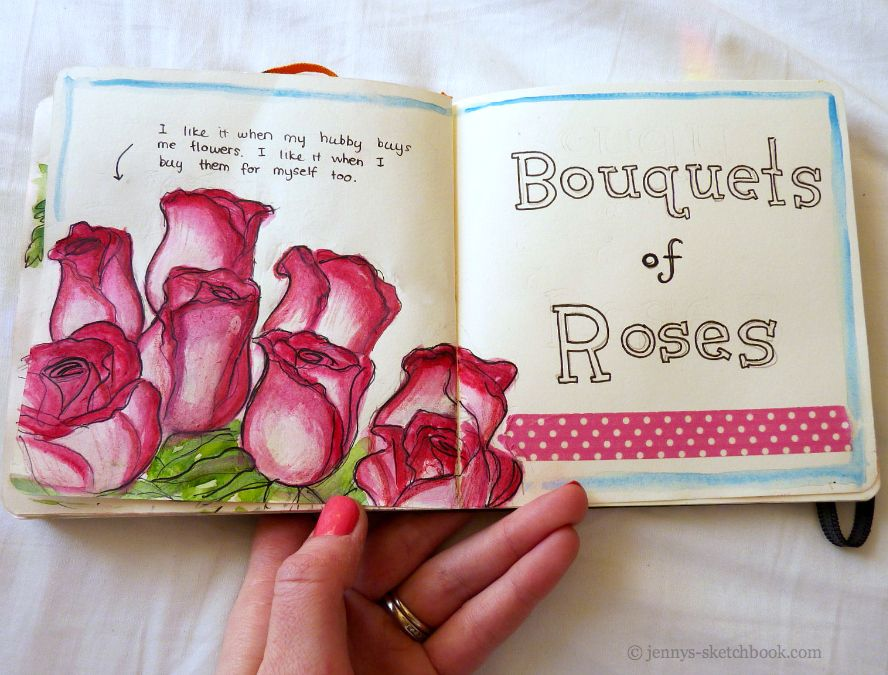 jennys-sketchbook-0314-gratitude-journal-roses.jpg 888×675 pixels