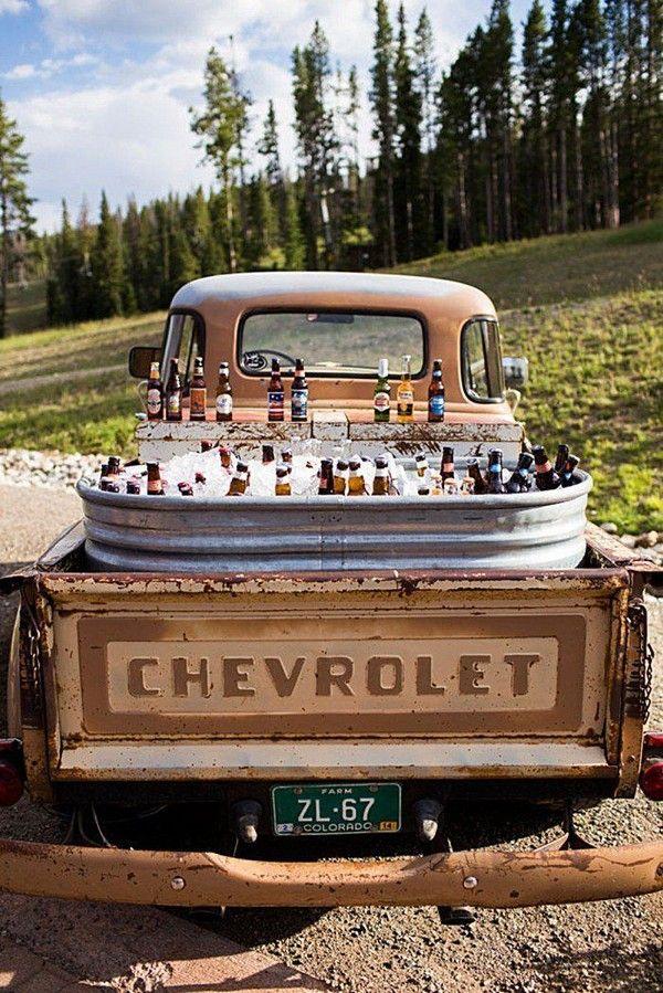 Rustic Country Wedding Beer Stations #wedding #weddings #weddingideas #hmp #weddingdrinks