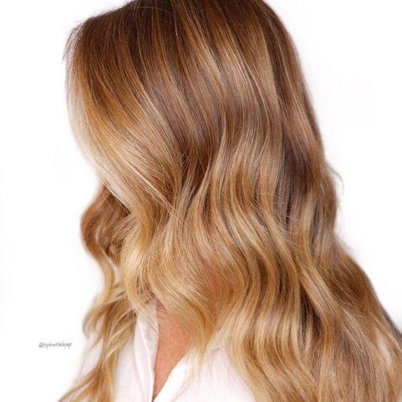 11 Golden Blonde Hair Ideas and Formulas в 2020г