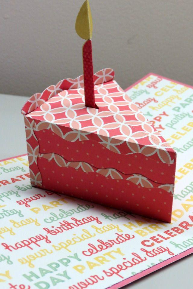 Pop Up Birthday Card Birthday Card Pop Up Cake Card Birthday Cards
