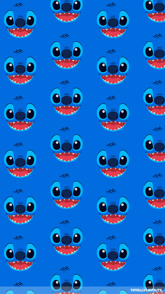 Stitch Iphone Wallpaper Iphone Wallpapers Pinterest Stitches