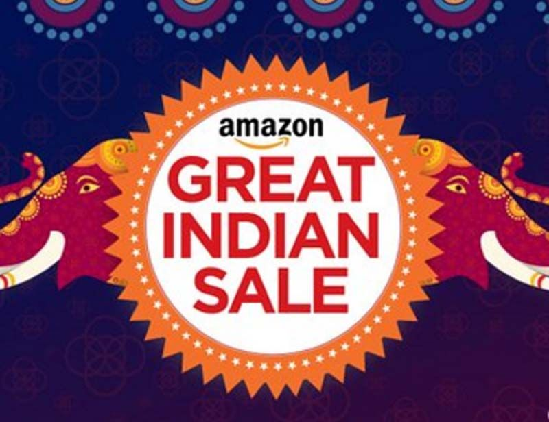 Amazon Great Indian Sale From August 810 Prime Members