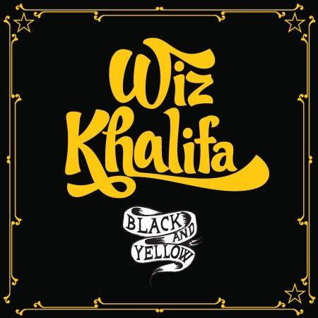 Black And Yellow Wiz Khalifa The Wiz Black N Yellow