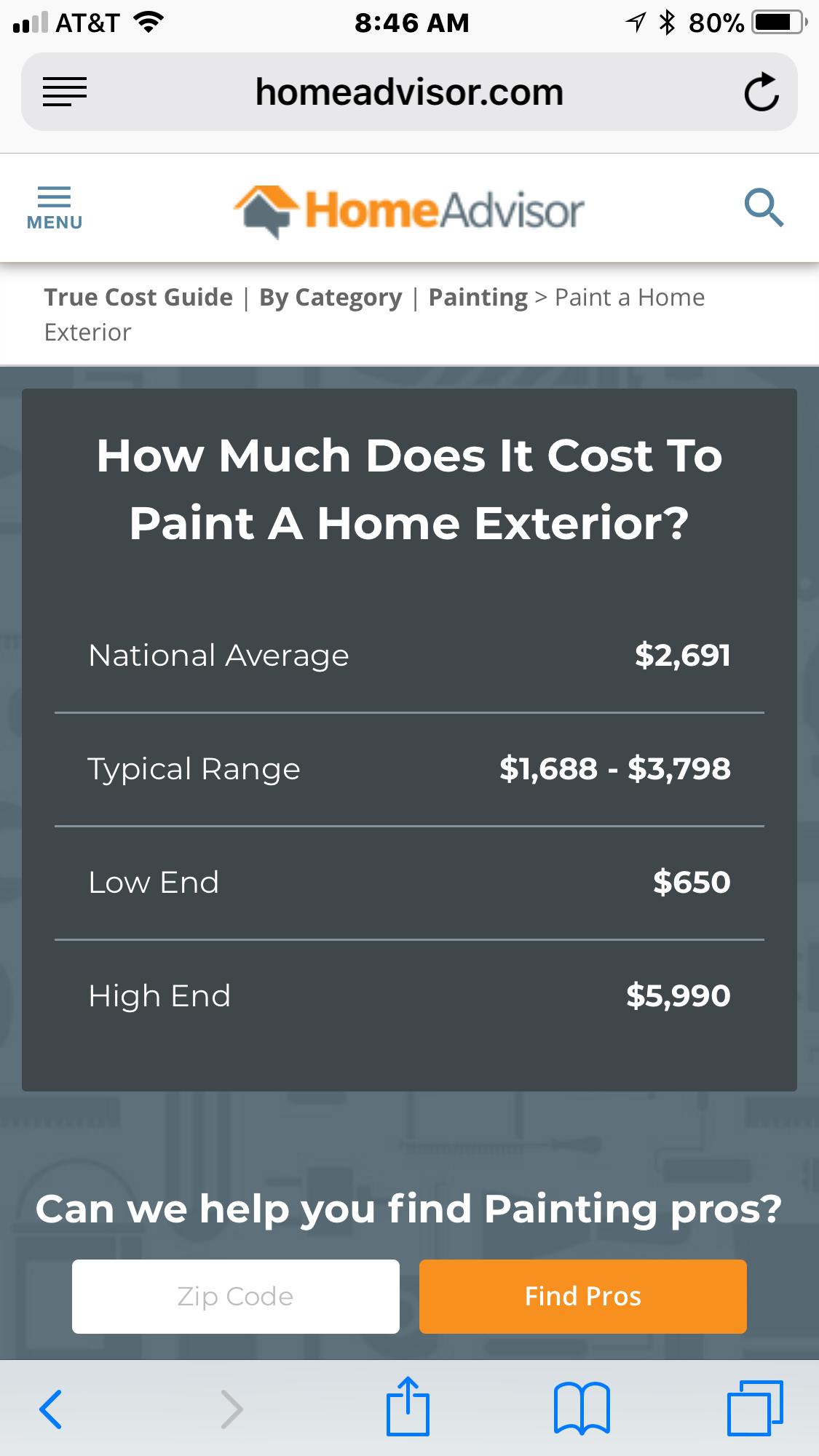 Best Pin By Jessie Gregory On Estimates True Cost Range 400 x 300
