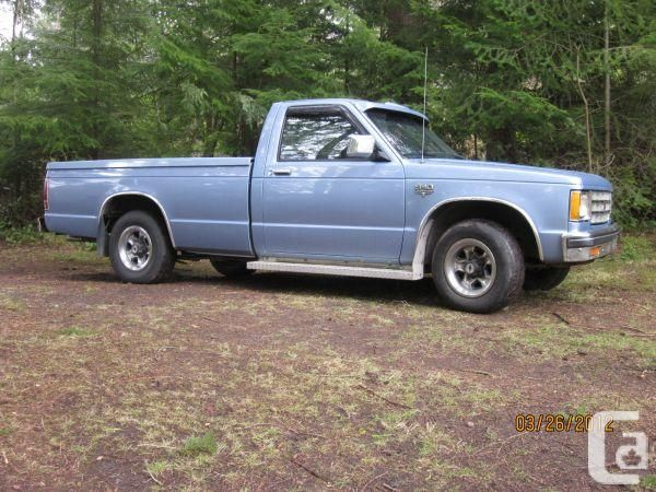 Chevrolet S10 Durango Pickup 2500 Powell River B C Description From Vancouver Canadianlisted Com I Searched Hybrid Car Cars For Sale New And Used Cars