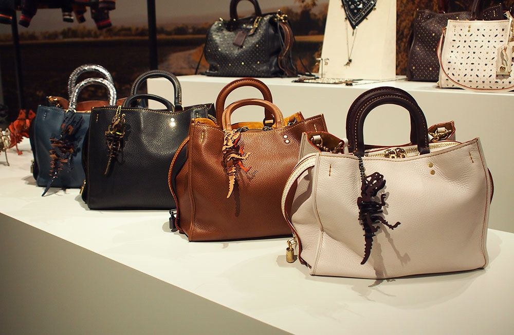 1426103fb5ca Check out the first pictures of Coach s brand new Pre-Fall 2016 handbag  collection