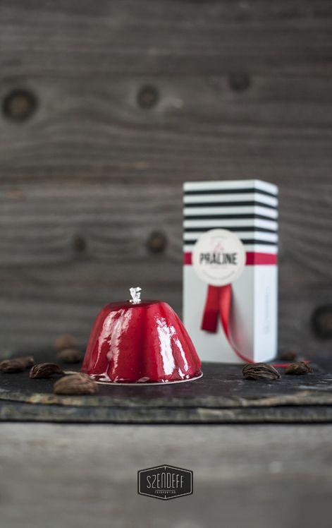 'LA PRALINE' Product Shots by Szendeff Lőrinc, via Behance