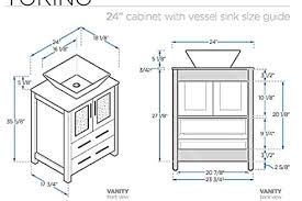 F You Were Wondering Which Is The Standard Height Of A Regular Bathroom Vanity Cabinet That Would Be 32 Although The R Bathroom Vanity Cabinets Vanity Vessel Sink