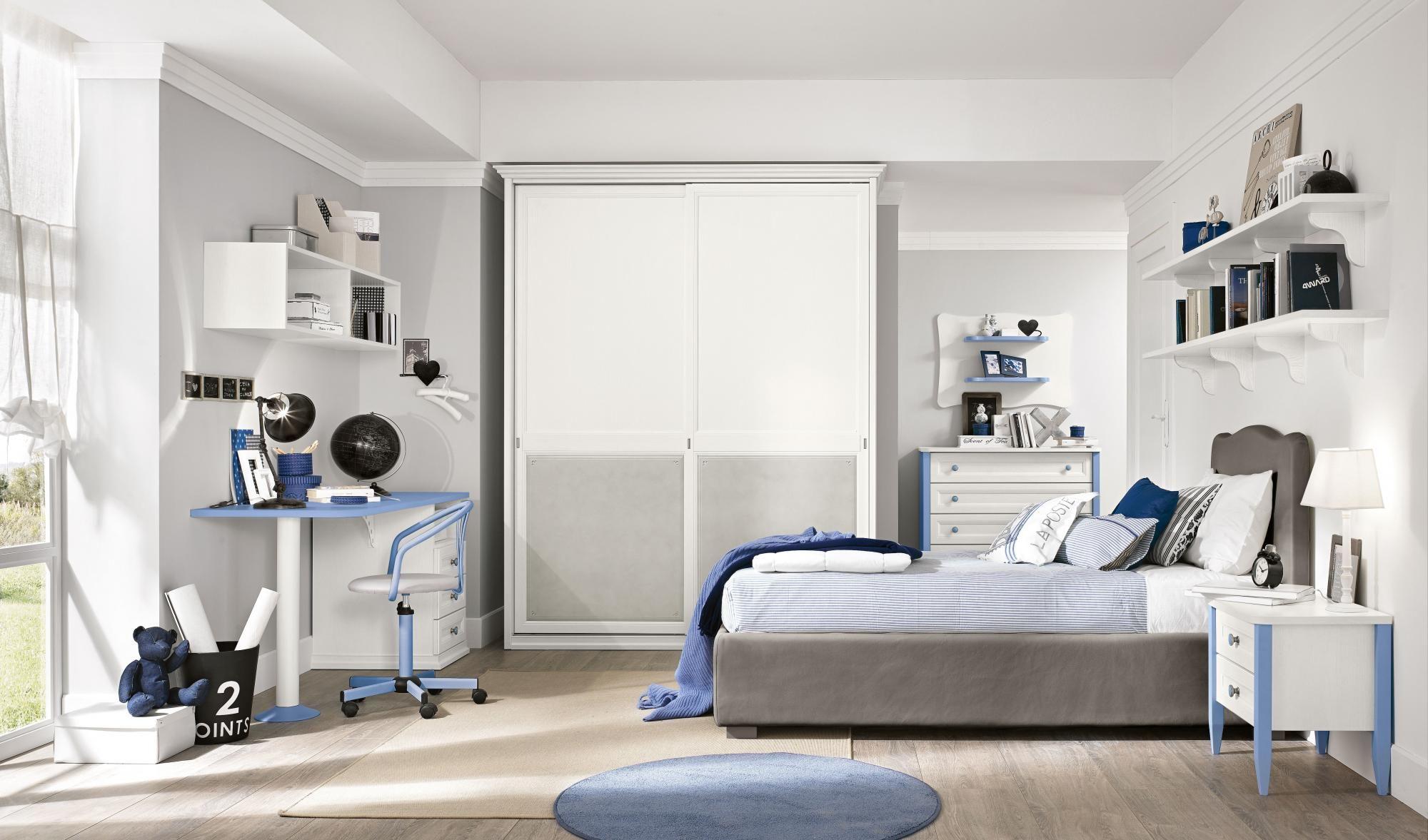 Camerette Classiche Moderne.Pin Su Camerette Per Bambini Childrens Bedroom