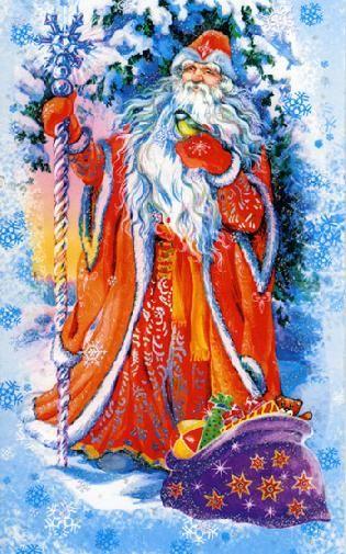 Тайны Деда Мороза - религиозная, языческая и светская версии происхождения
