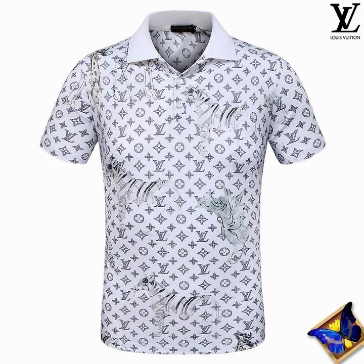 men s Louis Vuitton POLO shirts-LV15811   Polo en 2019   Pinterest ... 3cb51bdcf0
