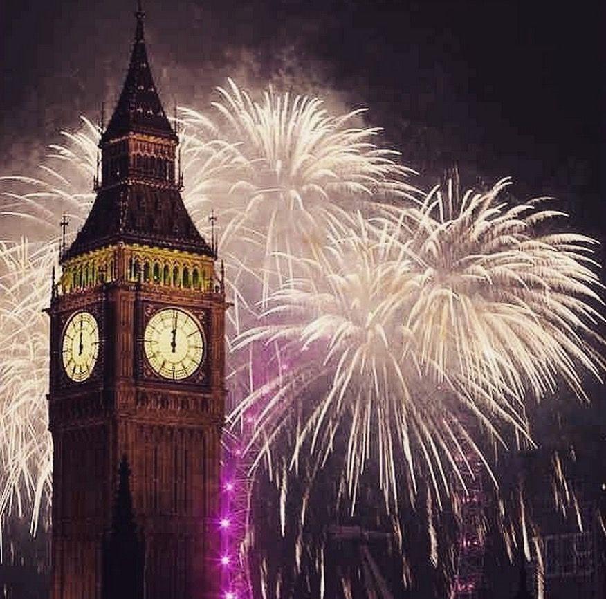 Londres Nonstop Les 20 Meilleures Photos Instagram De Londres Feu D Artifice