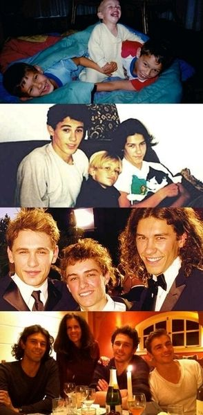 People seem to forget that there is indeed three Franco brothers ...lol