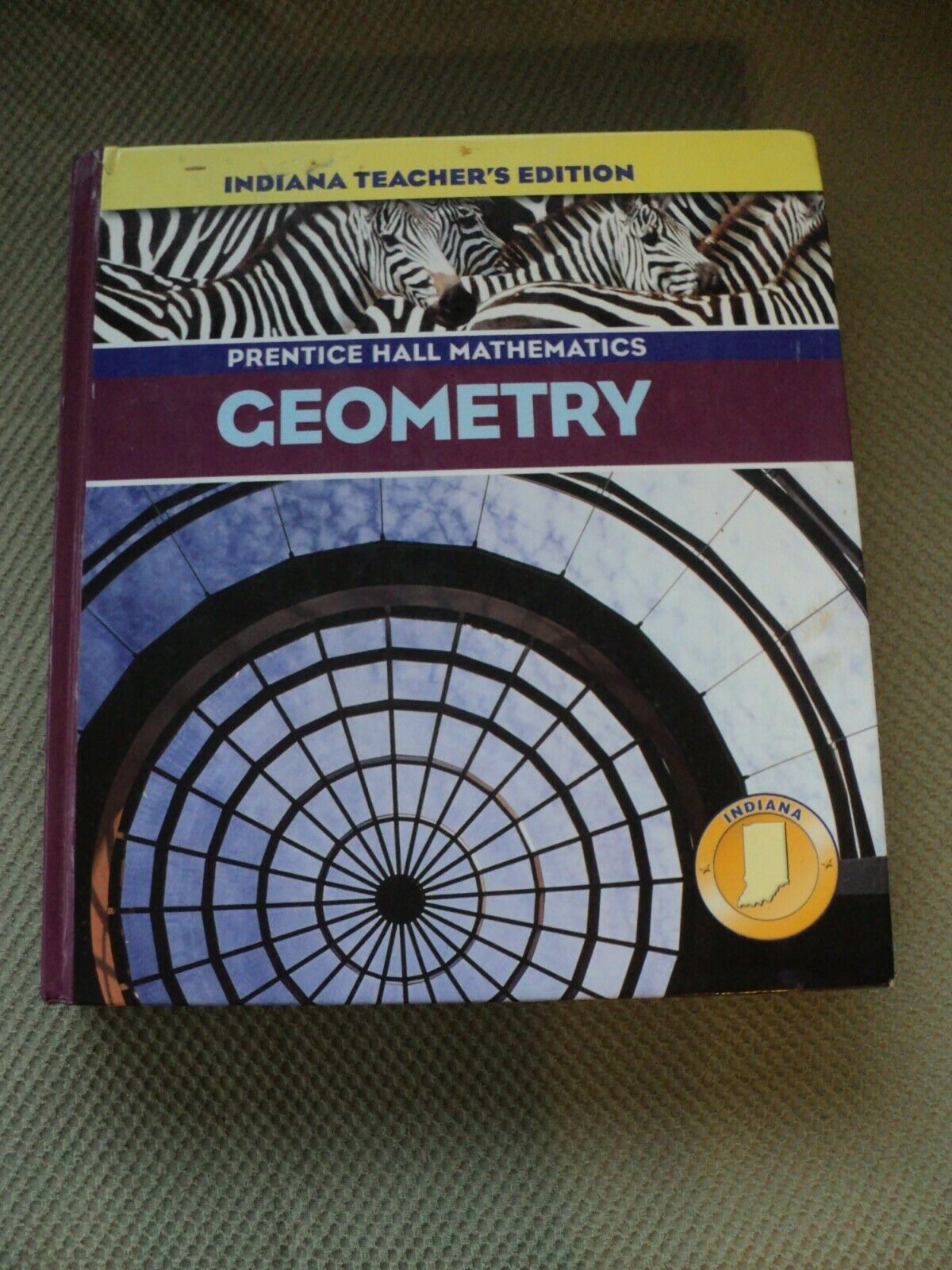 Details About Prentice Hall Mathematics Geometry