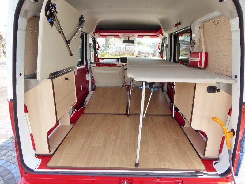 軽キャンピングカーcomfy ワーゲンバス キャンピングカー ワーゲン