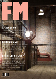 In issue #06 the magazine details how start up capital funding can be raised for food companies from bakeries to restaurants